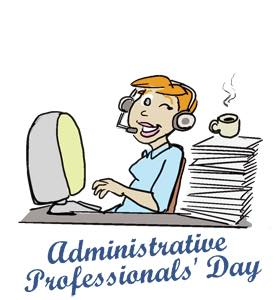 Generic Administrative Professionals Day picture