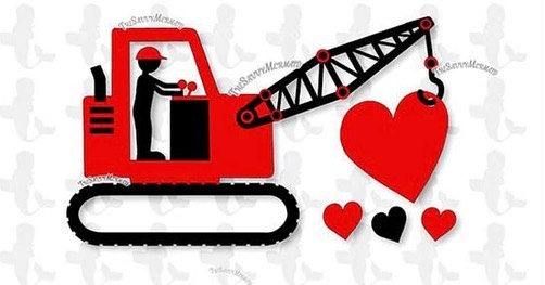 Happy Valentines Day from Gilmar Craine Services.