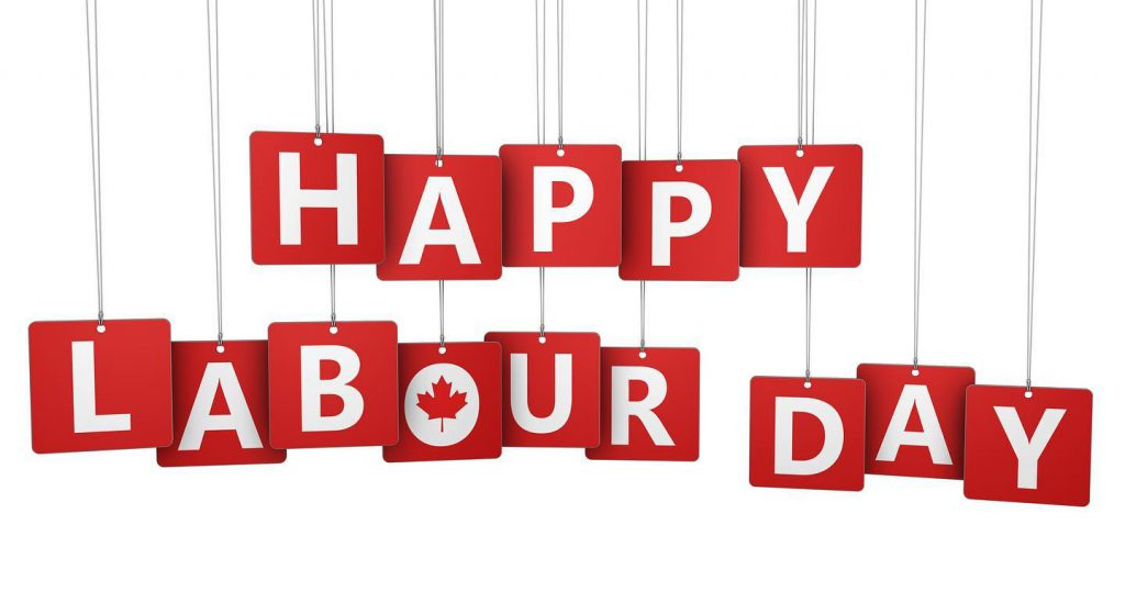 Happy Labour Day from Gilmar Crane