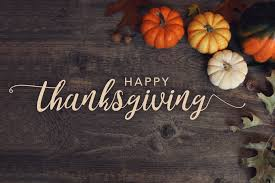 Happy Thanksgiving from Gilmar Crane Service Ltd.